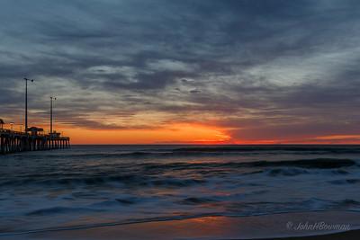 Sunrise - Jennette's Pier, Outer Banks