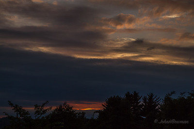Overpowered Sunset