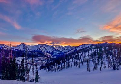 Tequila Sunrise, Monarch Mountain, CO