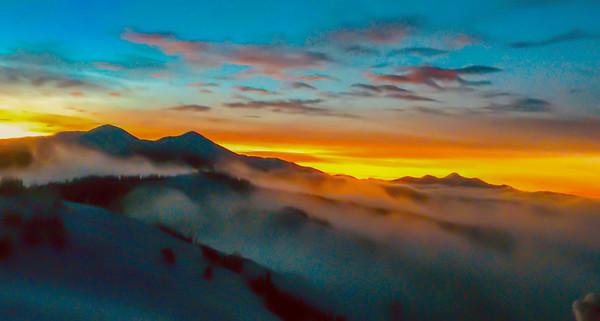 Calm, Monarch Mountain, CO