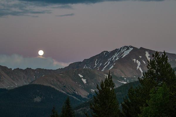Moon Magic, Independence Pass, CO