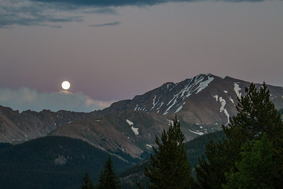 Moon Magic, Independence Pass, CO