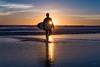 Sunburst Surfer