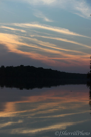 Potomac Sunrises and Sunsets