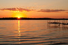 Sunset on Lake Chautauqua