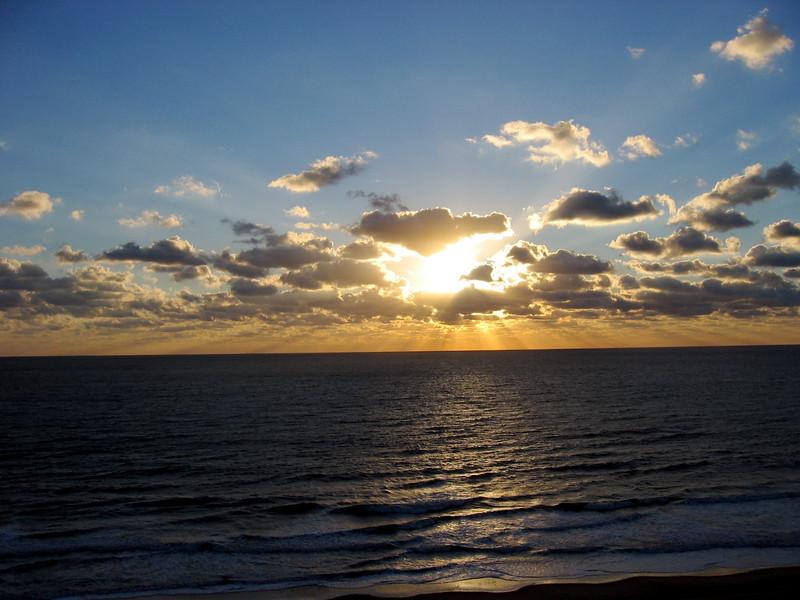 Sunrise from Virginia Beach