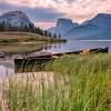 Green River Lake Sunrise