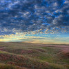 Sunrise Over the Nebraska Sandhills