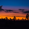 Sunset in Everglades National Park, Florida