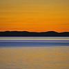 Sunset on Deer Isle, Maine