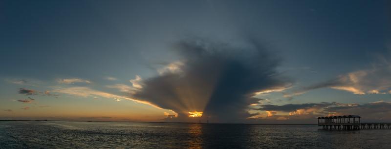 The Magic of the Setting Sun