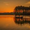Sunrise On The Yadkin River