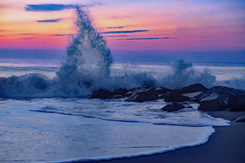Sunrise, Rehoboth Beach Delaware