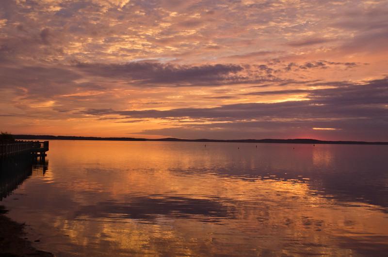 Sunrise on the Susquehanna
