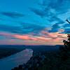 Dawn over Lake Austin