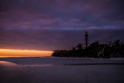 Lighthouse Beach, Sanibel Island, FL