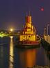 Moonrise Edna G Tugboat 002