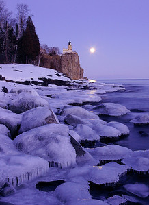 Split Rock Moonrise 35