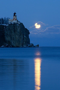 Split Rock Moonrise 34