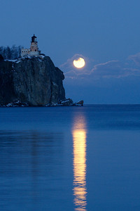 Split Rock Moonrise 33