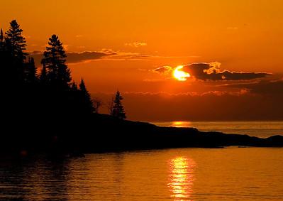 Split Rock Sunrise 1_PaulS