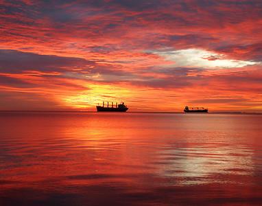 Duluth Harbor Sunrise 4