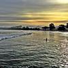 Monterey at sunrise