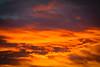 Fire in the Sky over Colorado