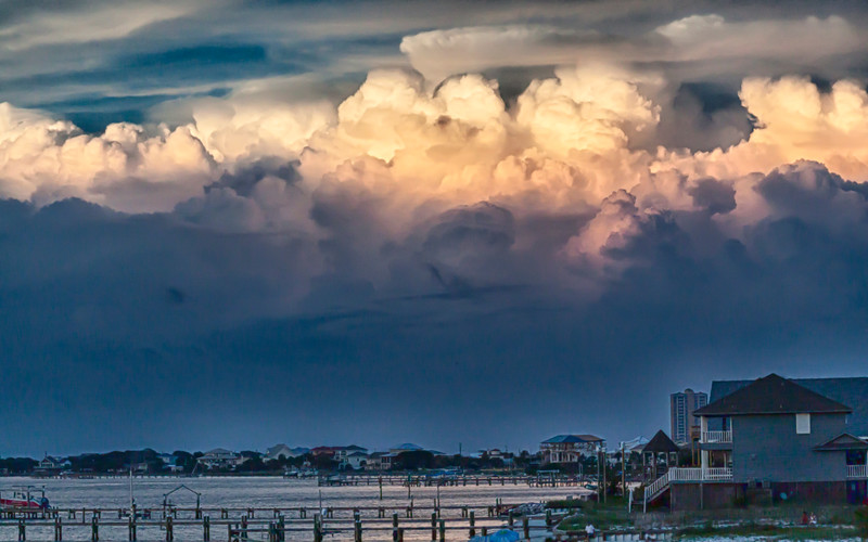 Pensacola Evening