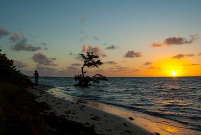 Sunrise at Long Key
