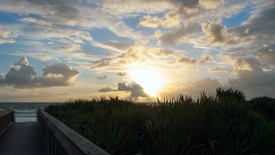 Gamble Rogers Memorial State Park,  Flagler Beach, Florida