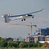 Take off from Torino Aeritalia Airport.