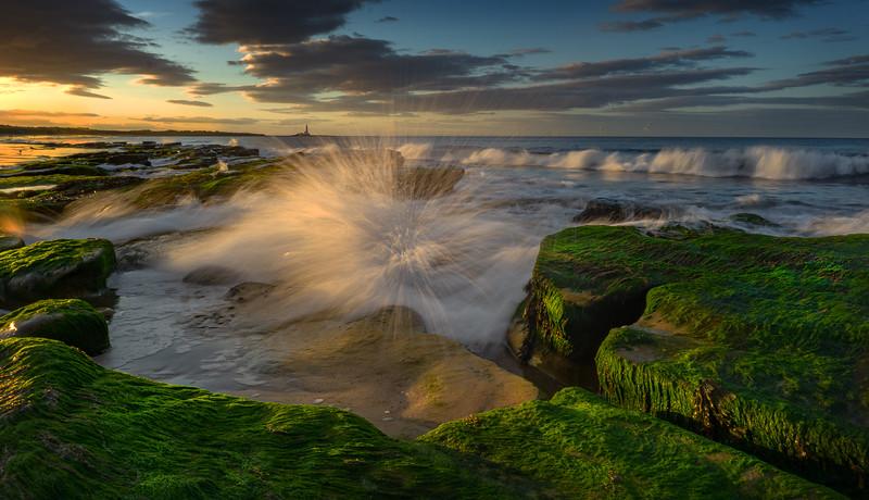 Sunset & Dawn on Whitley Bay Beach (15).jpg