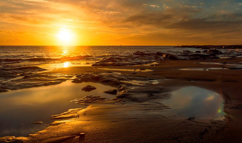 Sunset & Dawn on Whitley Bay Beach (23).jpg