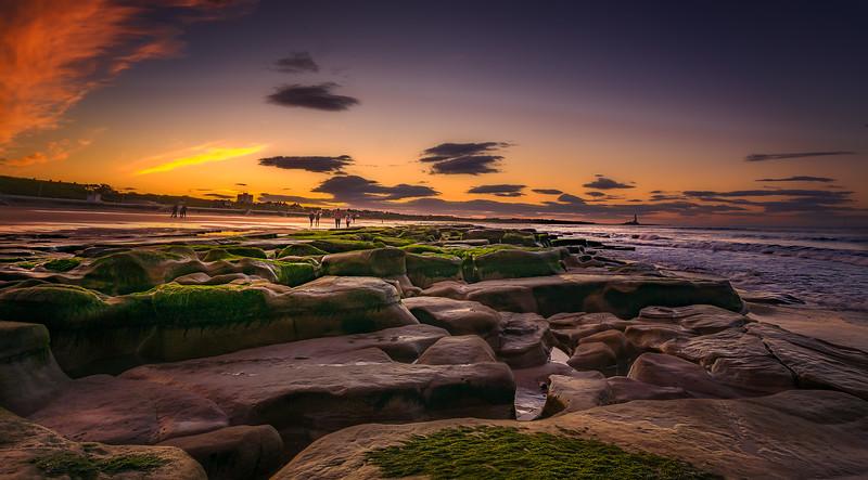 Sunset & Dawn on Whitley Bay Beach (5).jpg