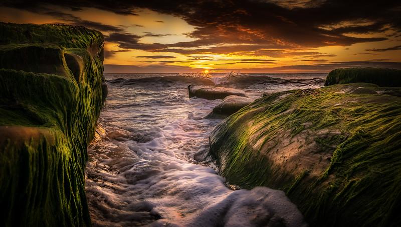 Sunset & Dawn on Whitley Bay Beach (19).jpg