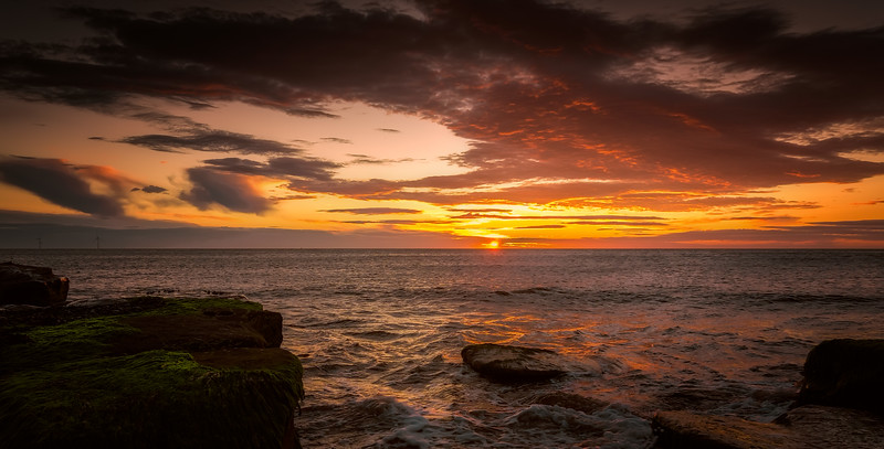 Sunset & Dawn on Whitley Bay Beach (18).jpg