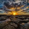 Sunset Cliffs At Low Tide
