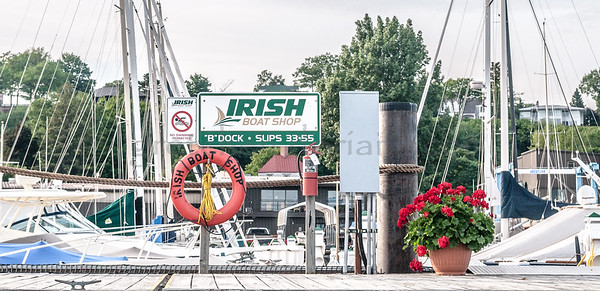 Irish Boat Shop | Harbor Springs, MI