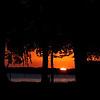 CE 029 - Sunset Fire Over Upper Fox River