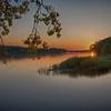 KM1405 - Sundown in Portage