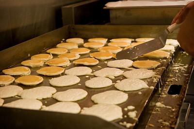 Mmmm...pancakes.