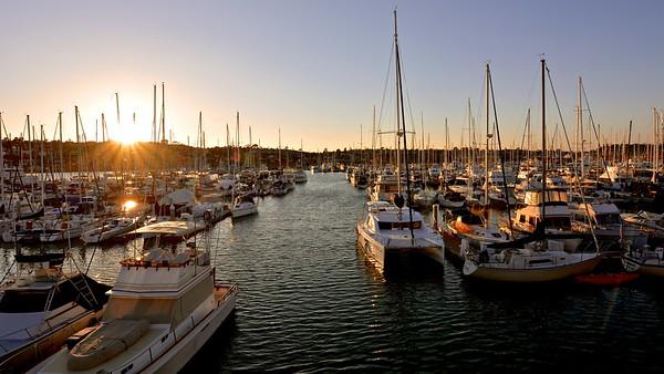 Marina Beach - San Diego