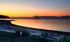 Sunset at Neah Bay, Washington