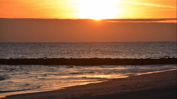 Sunset at Long Island 2018