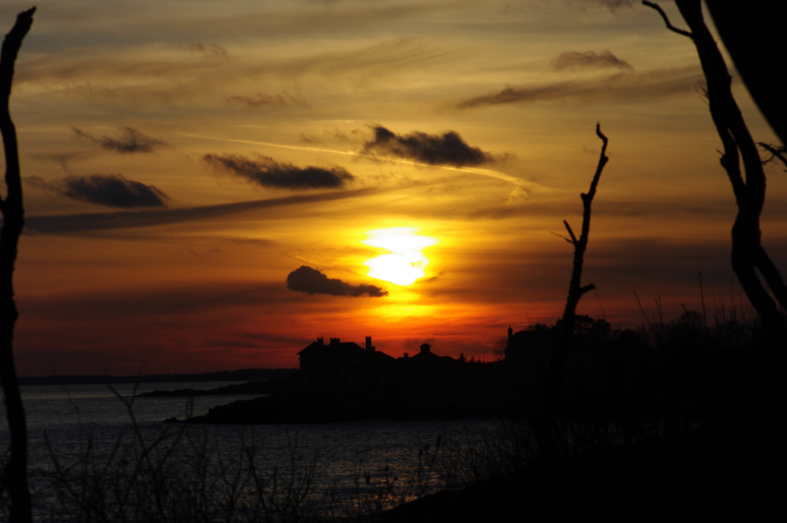 Sunset in Magnolia