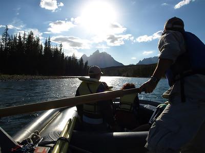 Floating Trip. Grand Teton National Park