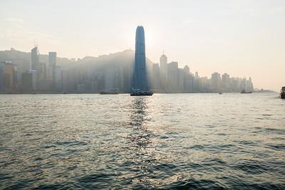 Two International Finance Centre (Center). Victoria Harbour - Hong Kong, China S.A.R. (香港特区)