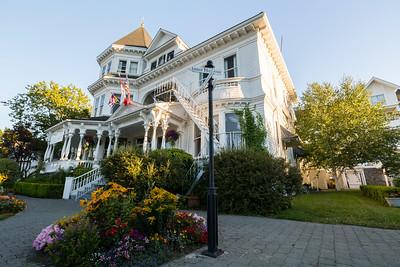 Gatsby Mansion Inn & Restaurant. Victoria, BC, Canada