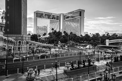 The Mirage. Grand Canal Shoppes. Las Vegas, NV, USA